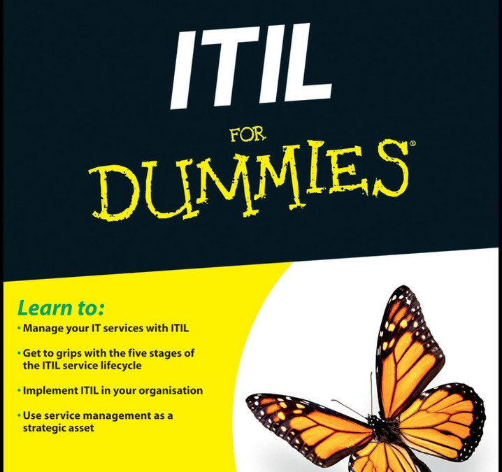 Libro: ITIL for Dummies